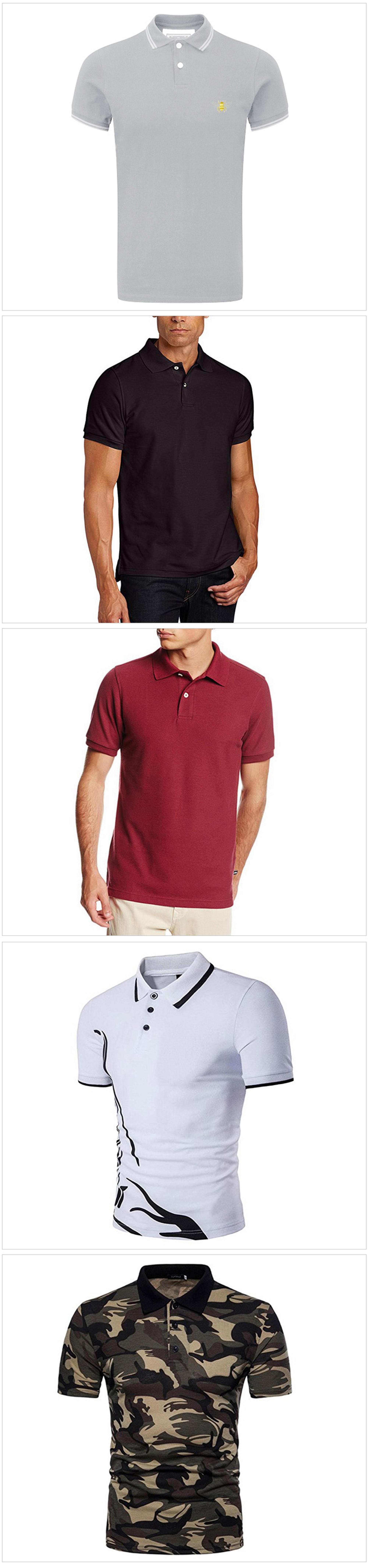 ee5c24747 2019 Top Quality Men polo T Shirt design, Wholesale Custom Mens 100% cotton  golf