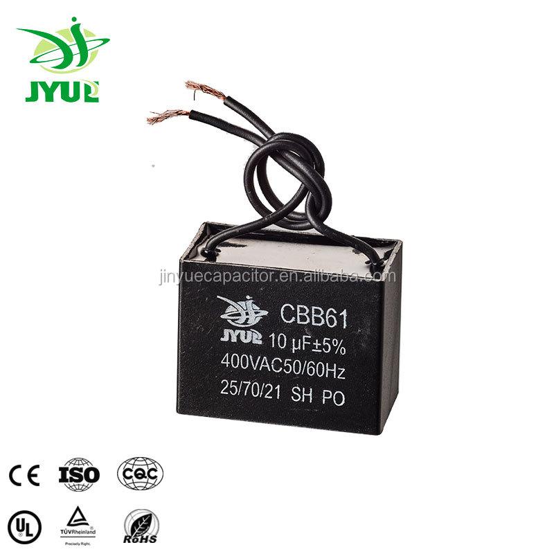 Cbb61 1.5uf 450v lüfter-kondensators induktionserwärmung kondensator ...