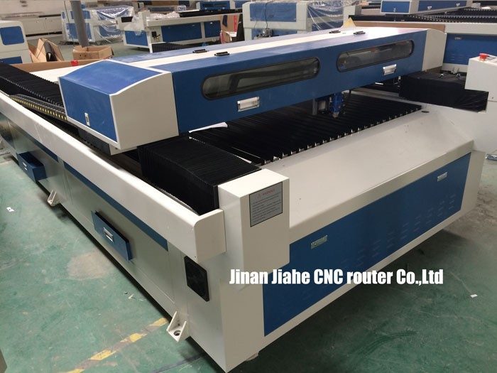 1325 150W/260W co2 laser machine for metal and nonmetal cutting