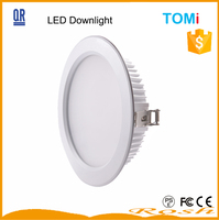Build-in Driver 4inch 15w Smd Led Downlight 110mm Cutout 3 Years ...