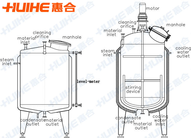 Stainless Steel Insulated Water Storage Tank On Sale