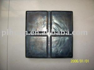 cast basalt tiles chinese manufacture
