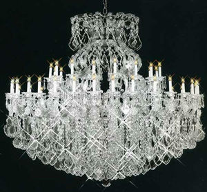 Modern big size hotel lobby mother chandelier