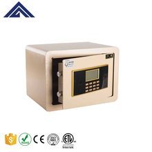 Electronic Mini Home Safe Deposit Box with Digital Solenoid Lock