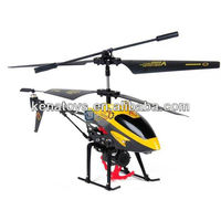 K6-102 Radio Control Satellite 4CH 2.4GHz VFO/UFO scale helicopter fuselages