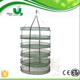 hydroponic dry rack/ single layered drying net/ rose flower net/fish drying net