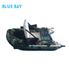 OEM high quality China manufacturer fishing inflatable boat