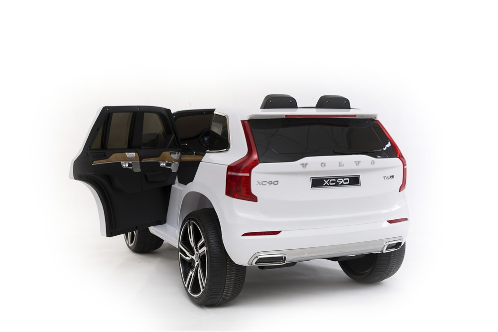 Volvo License Xc90 Electric Ride On Cars For Kids Rc With