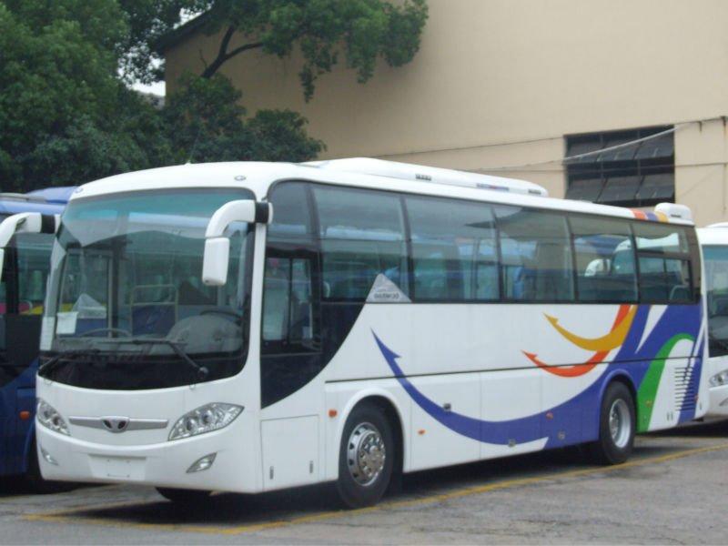 Autob s tur stico de lujo de 50 plazas de pasajeros de - Autobuses larga distancia ...