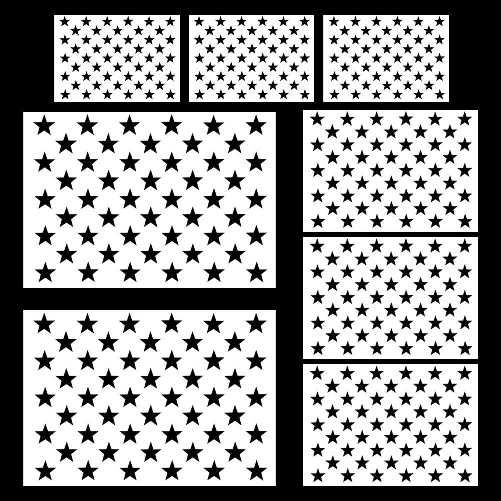 graphic relating to American Flag Star Template Printable named Affordable Star Template Printable, obtain Star Template Printable