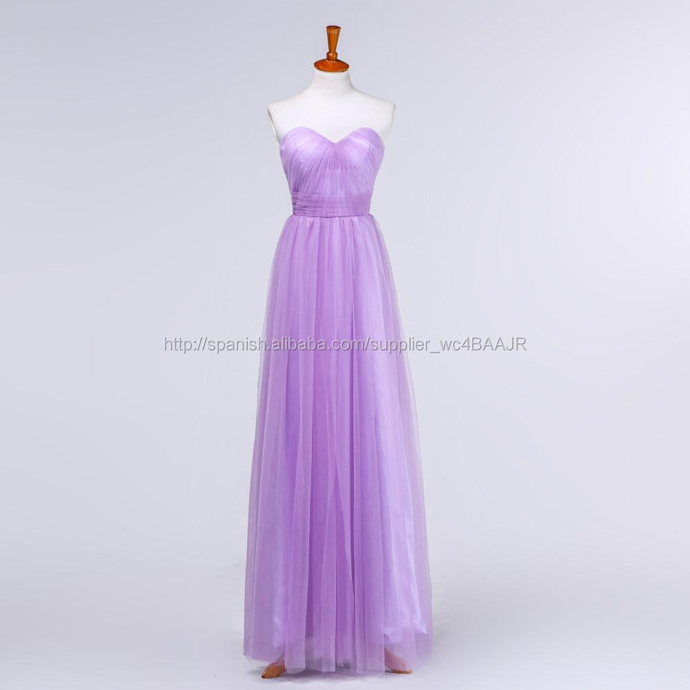 Venta al por mayor vestir damas de honor-Compre online los mejores ...