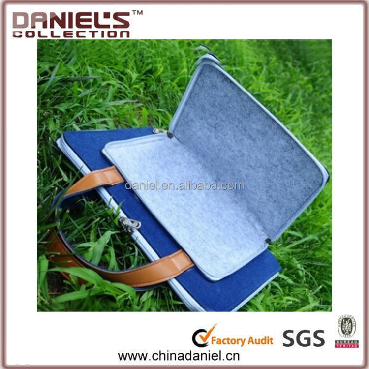 New coming First Grade 2017 the best quality felt handbag