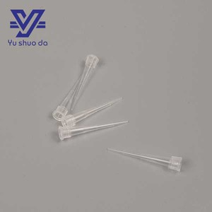 China medical class lab use 1ml plastic pipette tips
