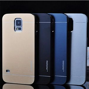 hight quality products pc aluminum cover motomo for samsung galaxy s5 case