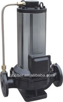 PBG Canned Pipeline Centrifugal Pump/canned motor pump