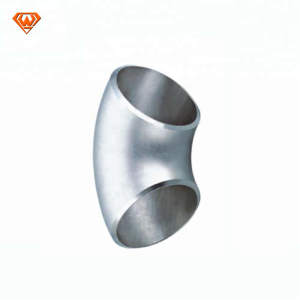 high quality aluminum ss304 elbow 90 degree