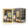 natural hair coloring shampoo, dark brown and black hot selling