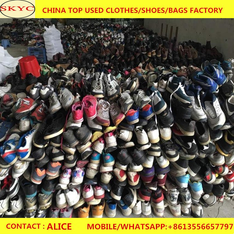 99f9ce9e50 Second hand shoes in kg mixed well sorted used shoes for sale in bulk
