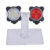 Mini Flashing LED Warning Arm Light Safety Bicycle tai Light