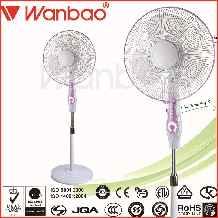"Guangdong Foshan High Quality Ceiling Fans With Dc: High Quality 16"" Inch Home Office Pedestal Standing"