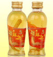 High Quality OEM Fresh Ginseng Juice
