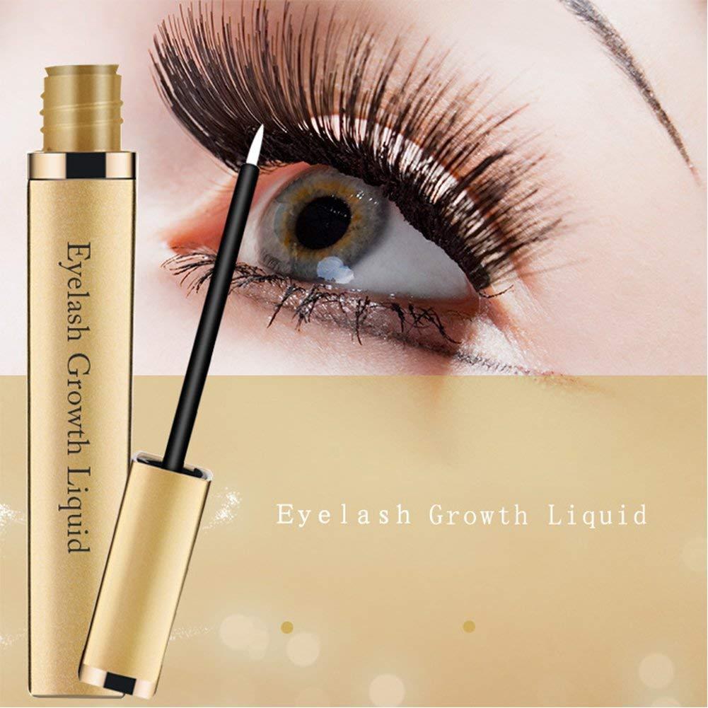 f2126c94494 Get Quotations · Yiwa 5ML Eyelash Enhancer Liquid Eyelash Growth Growing  Treatment Liquid