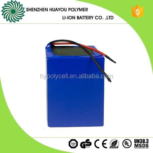 Power Supply Rechargeable 10Ah 24v Lithium Polymer Battery