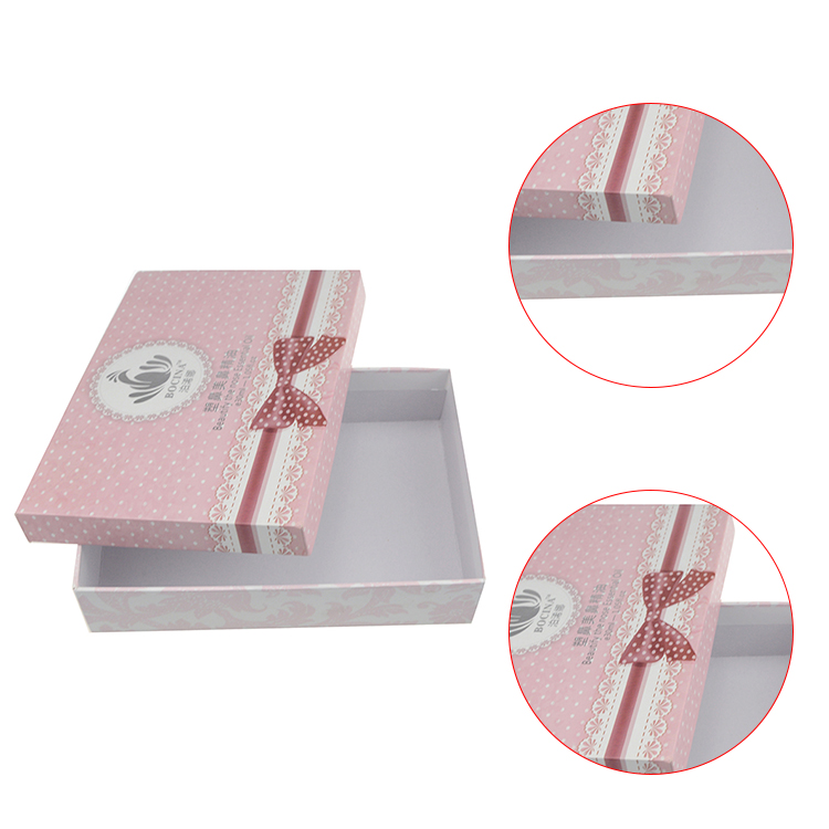 Custom gift wrap box for watch design personal logo watch box