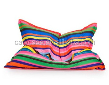 Big Bag Zitzak.Rainbow Print New Design Outdoor Large Lounge Bean Bag Chair In Garden Buy Big Bean Bag Lounge Comfort Bean Sitsack Modern Bean Sofa Seat Product On