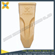 Excavator spare parts 2713-9038RC, Case Excavator Bucket Teeth, Parts Tooth Point Manufacturer China
