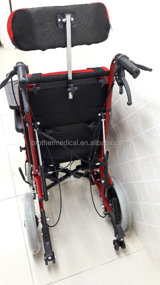 Cerebral palsy wheelchair price,the special frame and the comfortable seat