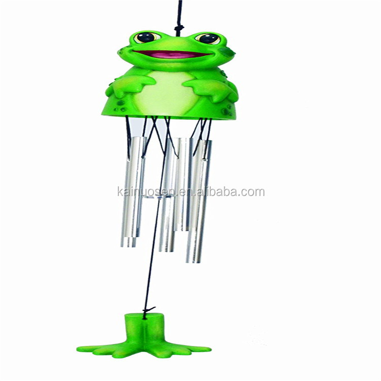 Hot Sale Personalized Handmade Frog Wind Chime