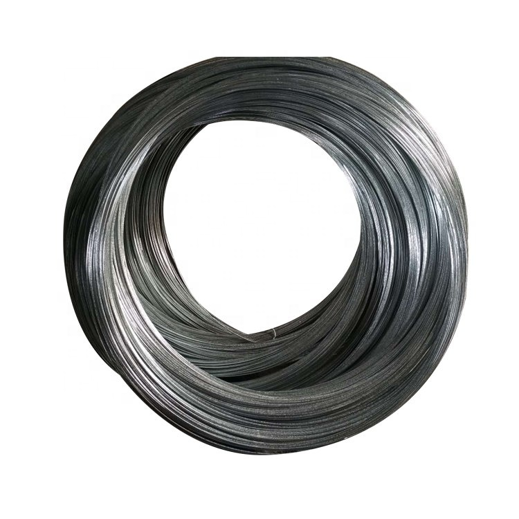 High carbon strong tensile strength 3mm 4mm diameter thin spring steel <strong>wire</strong>