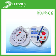 fiberglass Plastic sewing cute medical paper measuring tape