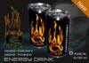 Q FIRE ENERGY DRINK