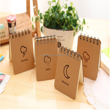 Creative Stationery Meteorological Forecast Series Coil This Portable Notebook Notebook Creativity