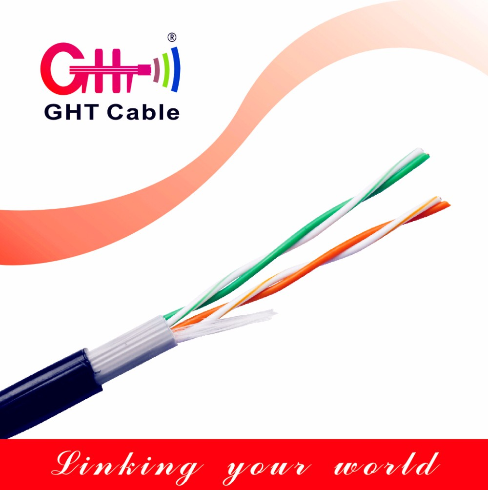 Good Price Outdoor Cat3 2 Pair Copper Telephone Cable - Buy Good ...