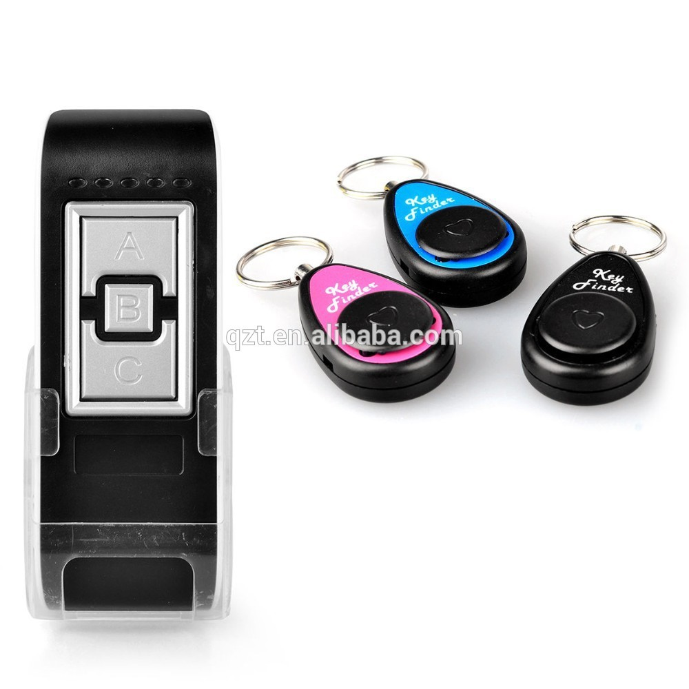 professional Wireless Anti-lost Remote Control Key Wallet Phone Finder
