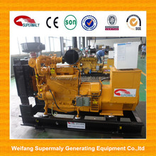10-1000kw natural gas generator fuel consumption
