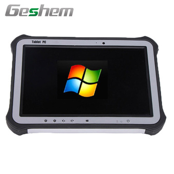 Industrial Computers Rugged Tablet For Windows 10 Win10 Win8 Win7 1d 2d  Barcode Scanner Gps Nfc Uhf Rfid Reader 4g Lte - Buy Rugged Tablet For  Windows