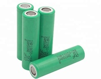 EVEWHER 3.7V 2500mAh Rechargeable 18650 Battery