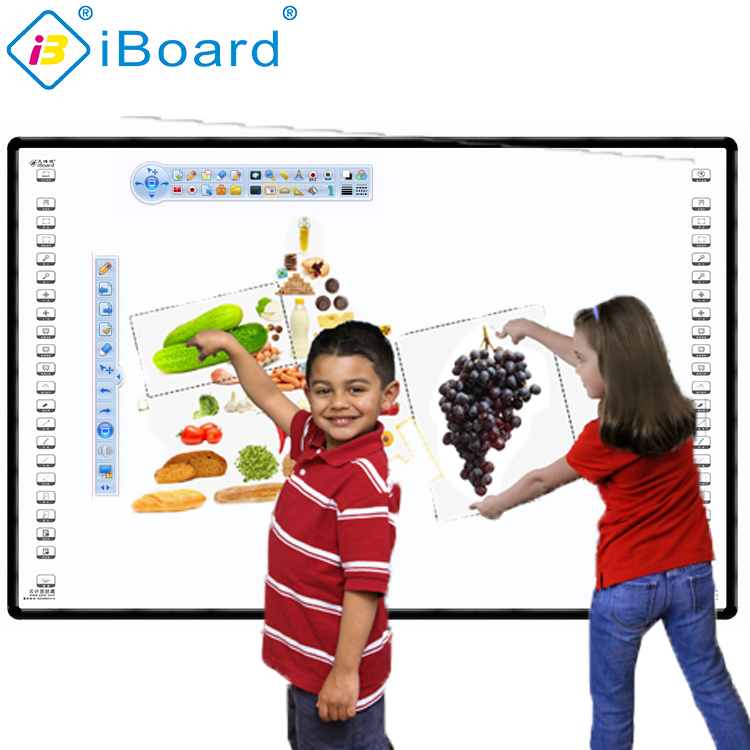 IBoard 101 INCH Vinger touch board met tablet interactieve whiteoard