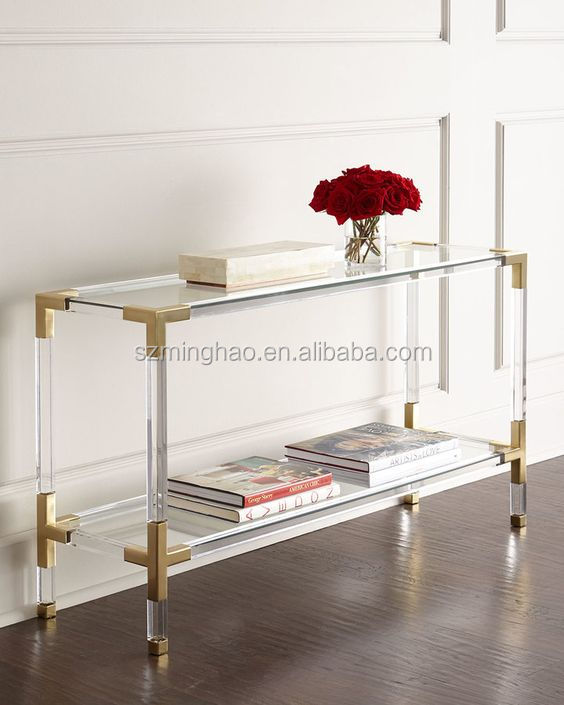 cheap acrylic console tables cheap acrylic console tables suppliers and at alibabacom