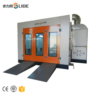 YANTAI SLD-E40 China Manufacturer Automotive Spray Booth Car Paint Spray