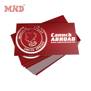 silk screen printing recycled rounded corner shaped business cards for membership management - Screen Printing Business Cards