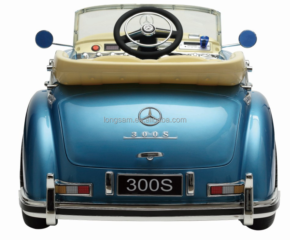 licensed mercedes benz top sale wholesale ride on battery operated kids electric car
