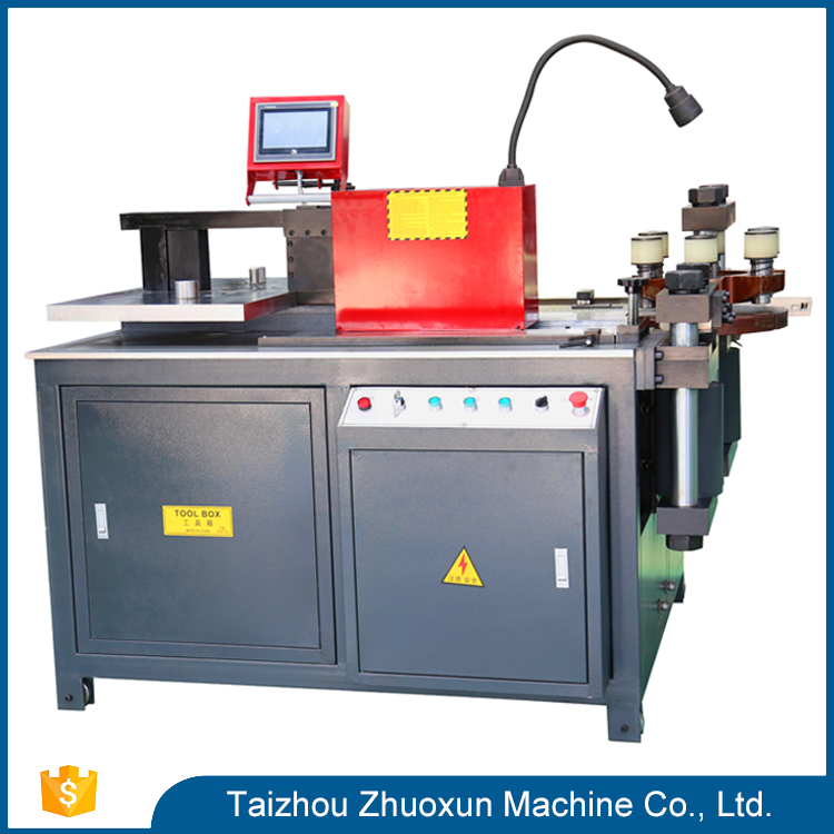 Stable Quality Zxmx-803Esk Bus Bar Making Qihang Machine Busbar Machinery