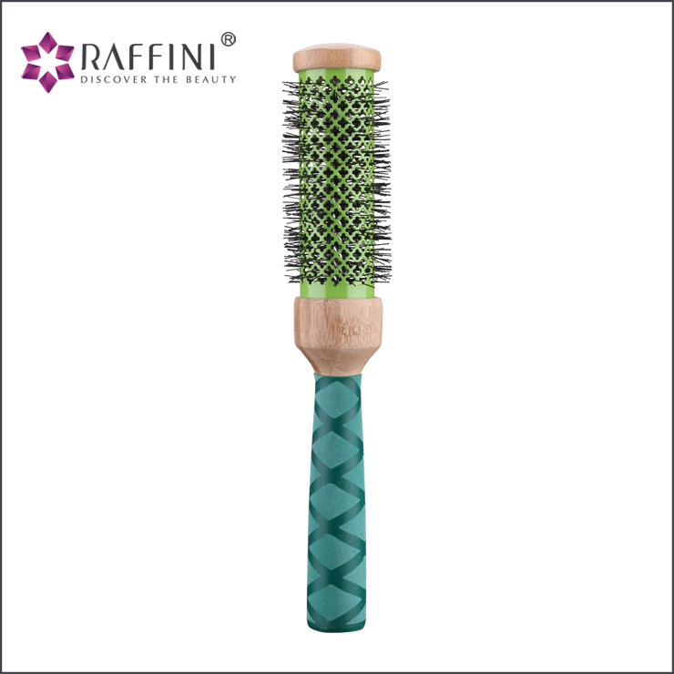 Natural style light eco-friendly bright bamboo brush
