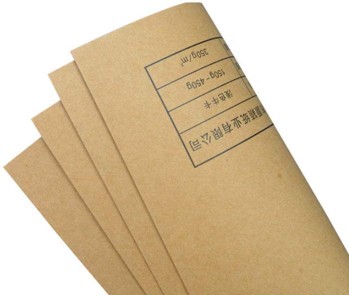 Reciclar saco de papel marrom kraft, papel kraft mg, mg papel kraft branqueada