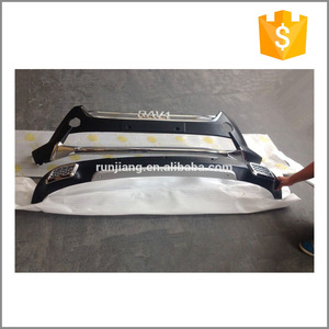 Car front bumper rear bumper for 2014RVA4 Toyotas Car